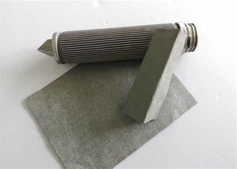 Sintered Metal Fibre Cartridge