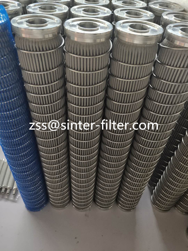 Sintered Metal Wire Cloth Filters